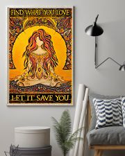 Find What You Love 11x17 Poster lifestyle-poster-1