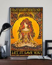 Find What You Love 11x17 Poster lifestyle-poster-2