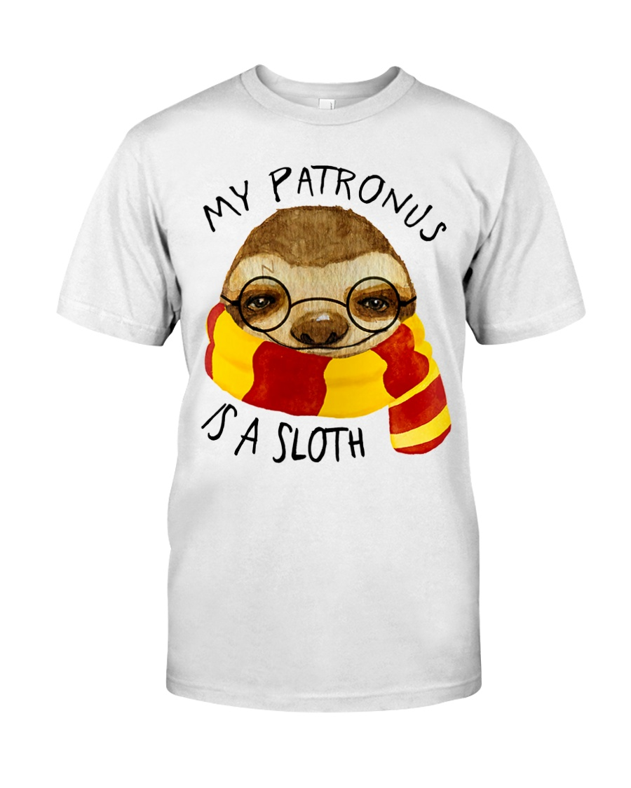 My Patronus Is A Sloth Classic T-Shirt