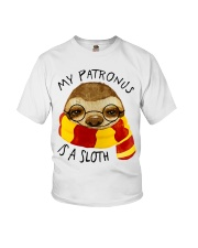 My Patronus Is A Sloth Youth T-Shirt thumbnail