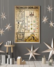 Freemason Knowledge 11x17 Poster lifestyle-holiday-poster-1