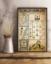 Freemason Knowledge 11x17 Poster lifestyle-poster-3