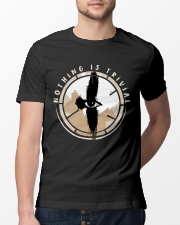 Nothing Is Trivial Classic T-Shirt lifestyle-mens-crewneck-front-13