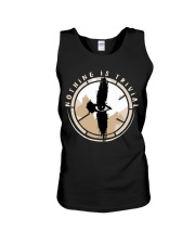 Nothing Is Trivial Unisex Tank thumbnail