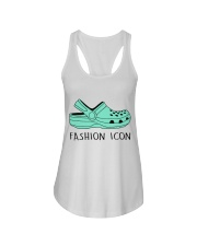 Fashion Icon Ladies Flowy Tank thumbnail