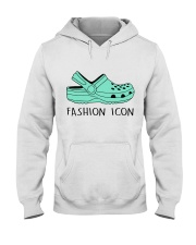 Fashion Icon Hooded Sweatshirt thumbnail