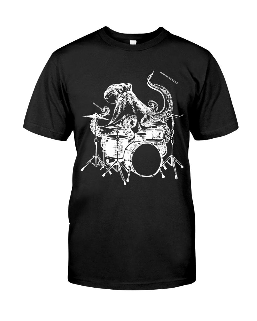 I Drummer Classic T-Shirt