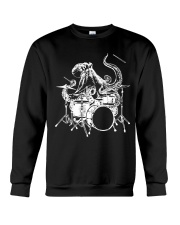 I Drummer Crewneck Sweatshirt thumbnail