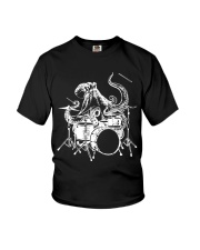 I Drummer Youth T-Shirt thumbnail