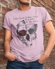Take These Broken Wings Classic T-Shirt apparel-classic-tshirt-lifestyle-26