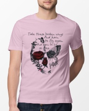Take These Broken Wings Classic T-Shirt lifestyle-mens-crewneck-front-13