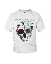 Take These Broken Wings Youth T-Shirt thumbnail