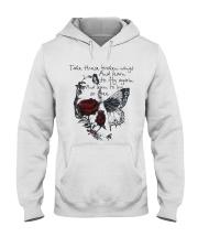 Take These Broken Wings Hooded Sweatshirt thumbnail