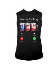 Beer Is Calling Sleeveless Tee thumbnail