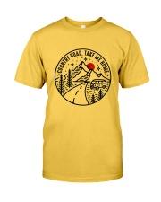 Country Road Take Me Home Classic T-Shirt thumbnail