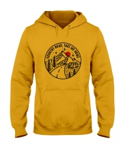 Country Road Take Me Home Hooded Sweatshirt front