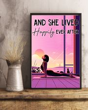 She Lived Happily Ever After 11x17 Poster lifestyle-poster-3