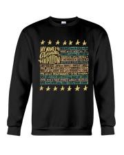 My Name Is Alexander Hamilton Crewneck Sweatshirt thumbnail
