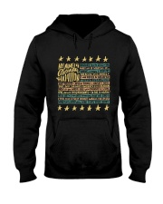 My Name Is Alexander Hamilton Hooded Sweatshirt thumbnail