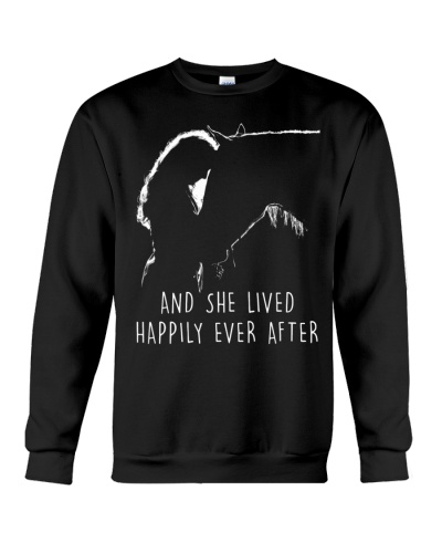 She Lived Happily Ever After