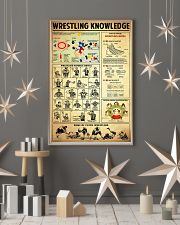 Wrestling Knowledge 11x17 Poster lifestyle-holiday-poster-1