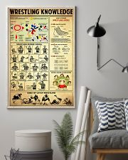 Wrestling Knowledge 11x17 Poster lifestyle-poster-1