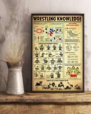 Wrestling Knowledge 11x17 Poster lifestyle-poster-3