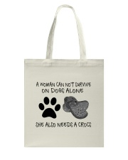 She Also Needs A Dogs Tote Bag thumbnail