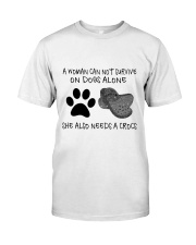 She Also Needs A Dogs Classic T-Shirt thumbnail