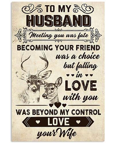 To My Husband