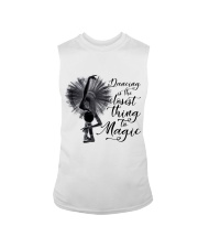 Dancing Is The Closet Thing Sleeveless Tee thumbnail