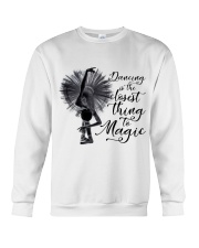 Dancing Is The Closet Thing Crewneck Sweatshirt tile