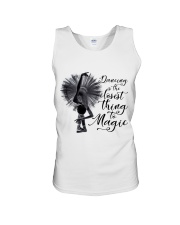 Dancing Is The Closet Thing Unisex Tank thumbnail