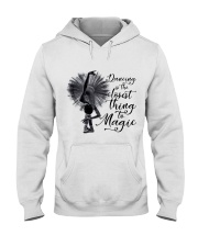 Dancing Is The Closet Thing Hooded Sweatshirt thumbnail