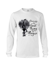 Dancing Is The Closet Thing Long Sleeve Tee thumbnail