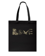 Love Hunting Tote Bag tile