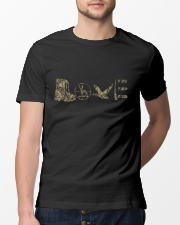 Love Hunting Classic T-Shirt lifestyle-mens-crewneck-front-13