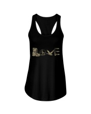 Love Hunting Ladies Flowy Tank tile