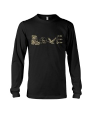 Love Hunting Long Sleeve Tee thumbnail