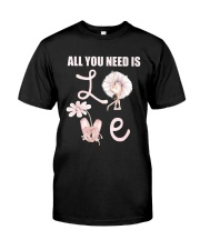 All You Need Is Love Classic T-Shirt thumbnail