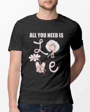 All You Need Is Love Classic T-Shirt lifestyle-mens-crewneck-front-13