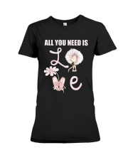 All You Need Is Love Premium Fit Ladies Tee tile