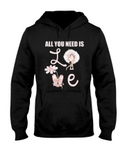 All You Need Is Love Hooded Sweatshirt tile