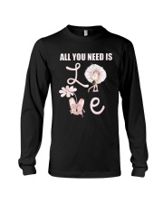 All You Need Is Love Long Sleeve Tee thumbnail