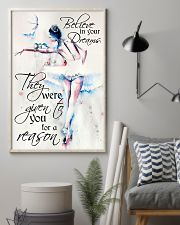 Believe In Your Dreams 11x17 Poster lifestyle-poster-1
