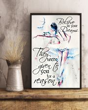 Believe In Your Dreams 11x17 Poster lifestyle-poster-3