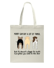 Money Can Buy A Lot Of Things Tote Bag thumbnail