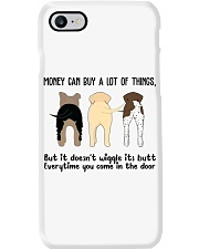 Money Can Buy A Lot Of Things Phone Case thumbnail