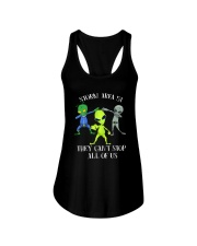 Storm Area 51 Alien Ladies Flowy Tank thumbnail