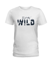 Into The Wild Ladies T-Shirt tile